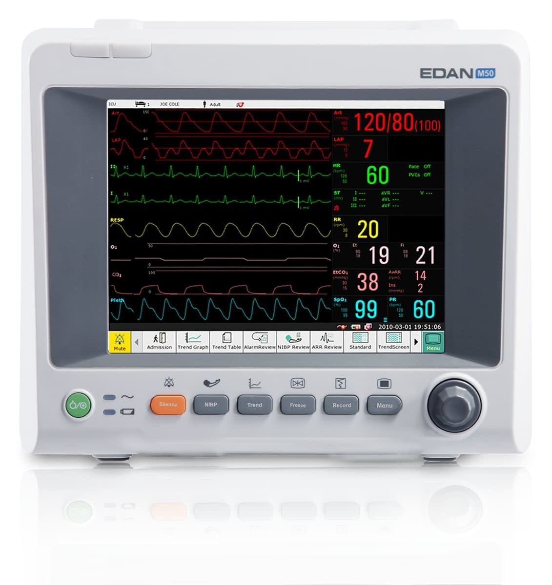 edan-im50-patient-monitor