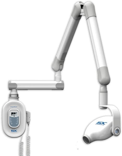 ImageScan HD DC ImageWorks Intraoral Dental X-Ray Machine