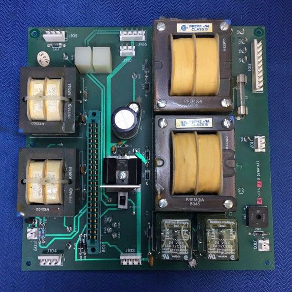 Gendex Pan Motherboard 124-0020