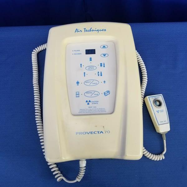 Air Techniques Provecta 70 Dental X-Ray Controller A2200, 70KVP, 8mA