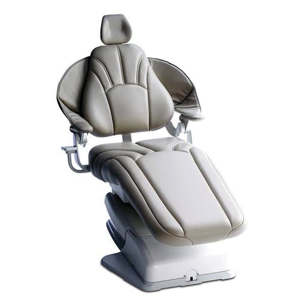 Engle 300 Narrow Back Traverse Dental Chair