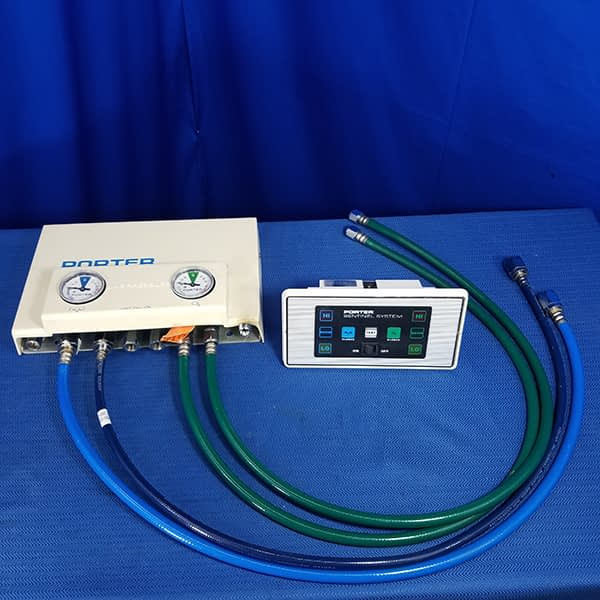 Porter Sentinel System Nitrous Oxide Manifold, Control Panel, Tubing, 50' Cable