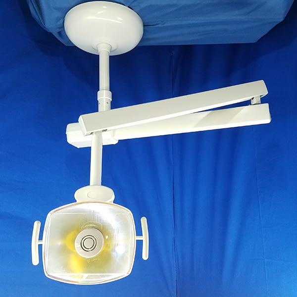 A-dec 6300 Ceiling Mount Dental Operatory Surgical Exam Light