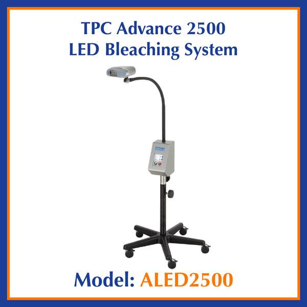 TPC Advance 2500 LED Bleaching System
