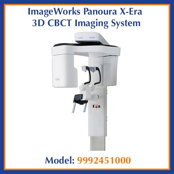 ImageWorks Panoura X-Era Panoramic and 3D CBCT Imaging System